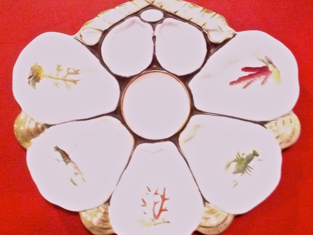 Oyster Plates 27